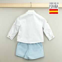 mayoristas ropa de bebe BDV-43501-G tumodakids