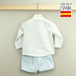 mayoristas ropa de bebe BDV-43520-G tumodakids