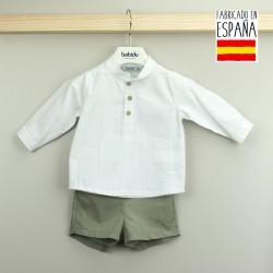 mayoristas ropa de bebe BDV-44431-G tumodakids
