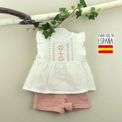 mayoristas ropa de bebe BDV-44551-G tumodakids