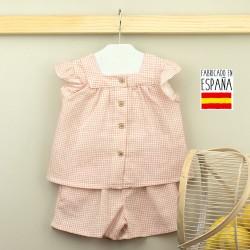 mayoristas ropa de bebe BDV-44573-G tumodakids