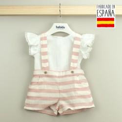 mayoristas ropa de bebe BDV-44599-G tumodakids