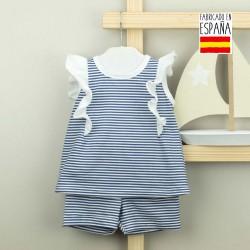 mayoristas ropa de bebe BDV-45256-G tumodakids
