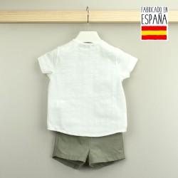 mayoristas ropa de bebe BDV-45431-G tumodakids