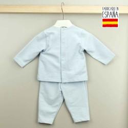 mayoristas ropa de bebe BDV-61120-G tumodakids