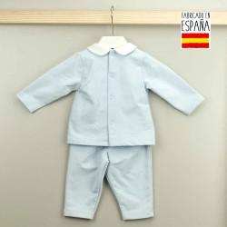 mayoristas ropa de bebe BDV-62120-G tumodakids