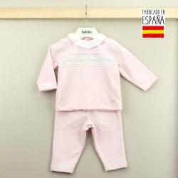 mayoristas ropa de bebe BDV-63120-G tumodakids