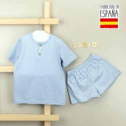 mayoristas ropa de bebe BDV-72229-G tumodakids