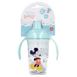 Vaso entrenamiento pop up tritan 370 ml cool like mickey-STV-13089-Stor