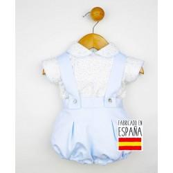 mayoristas ropa de bebe TBV-24549 tumodakids