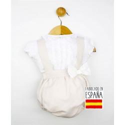 mayoristas ropa de bebe TBV-24552 tumodakids