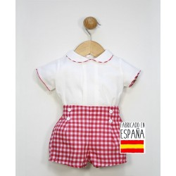 mayoristas ropa de bebe TBV-24580 tumodakids