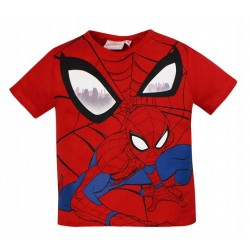 Camiseta mc 100%algodon-SE1178-SPIDERMAN