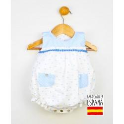 Ranita bebé estampado topitos-PPV-24253-Popys