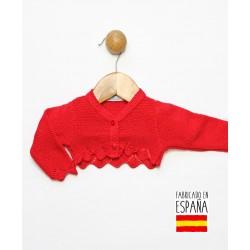 Chaqueta torera bebe niña-PPV-24317-Popys