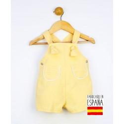 Peto corto bebé unisex-PPV-24337-Popys