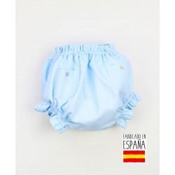 Cubrepañal unisex liso con bolsillos-PPV-24345-Popys