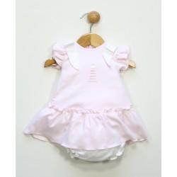 Conjunto corto bebé 2 piezas algodón-PPV-24427-Popys