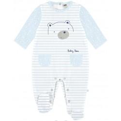 "Pelele m/l bordado ""baby bear""-TAV-21130301-YATSY"