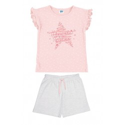 "Pijama niña m/c-p/c ""you are a star""-TAV-21137057-TOBOGAN"