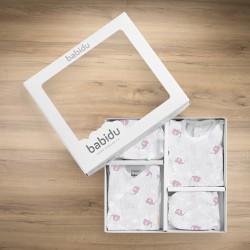 Pack nacimiento mil rayas - Babidú - BDV-454