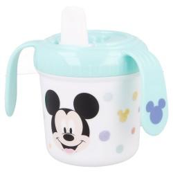 Taza entrenamiento 250 ml cool like Mickey-13085