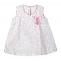 Vestido bebé estampado floral Ninfa Excellent-Calamaro Baby