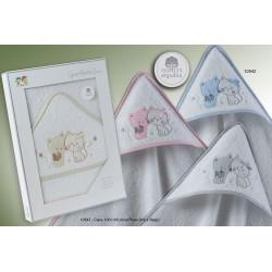 Capa de baño 100x100 gatitos-GBI-10542-Gamberritos