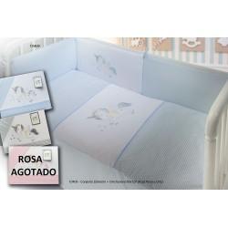Edredon+protector 060x120-GBI-10409/10-Gamberritos