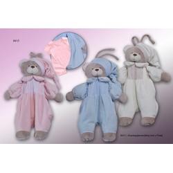 Guarda-pijamas t. unica-GBI-9413-Gamberritos