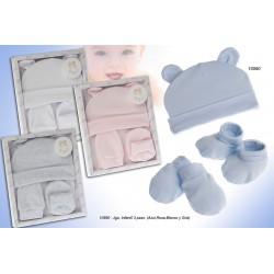 Caja infantil 3 piezas-GBI-10590-Gamberritos