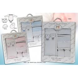 Caja infantil 4 piezas-GBI-10593-Gamberritos