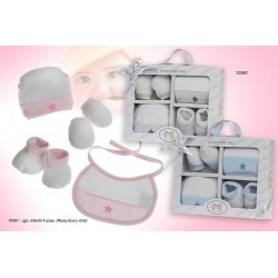 Caja infantil 4 piezas-GBI-10591-Gamberritos