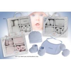 Caja infantil 4 piezas-GBI-9134-Gamberritos