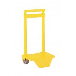 Carro guarderia amarillo pant.123c-SFI-641090805-Safta