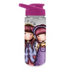 "Botella de agua plástico 500 ml gorjuss ""the duet""-SFI-954GJ06-Safta"