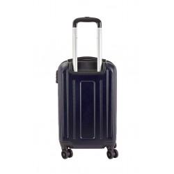 "Trolley cabina 20"" blackfit8 navy blue-SFI-641934851-Safta"
