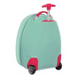 "Trolley infantil 16"" peppa pig-SFI-612172848-Safta"