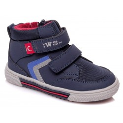 Botines sport doble velcro-WEI-R813255046 DB-Weestep