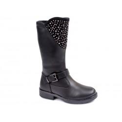 Botas altas niña-WEI-R516538321 BK-Weestep