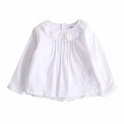 TMBB-BGI97544-NO proveedor ropa niños y niñas Camisa cuello