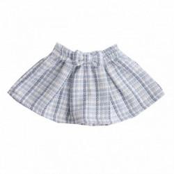 Falda cintura con lazo