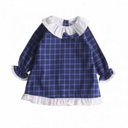 TMBB-BGI97527-NO fabricantes de ropa de bebé Vestido con lazo