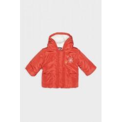 Chaqueta con capucha bebe niña-SMI-313001-Street Monkey