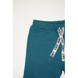 Pantalon deportivo básico niño-SMI-95052V-Street Monkey