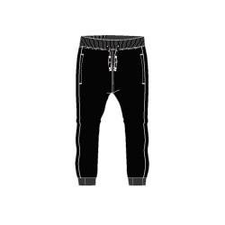 Pantalon deportivo básico niño-SMI-95052N-Street Monkey