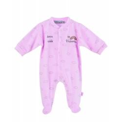 Pelele largo unicornio-CLI-32275-Calamaro Baby