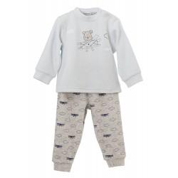 Pijama thundido airplane-CLI-35103-Calamaro Baby