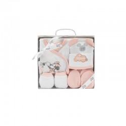 Set 5 pcs bebé mod mickey y minnie-IBI-MK/MN028-Interbaby