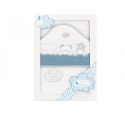 Capa de baño 1 x 1 mt mod three animals-IBI-1218-Interbaby
